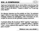 2008 KIA Carens Manual do proprietário (Português (in Portuguese))